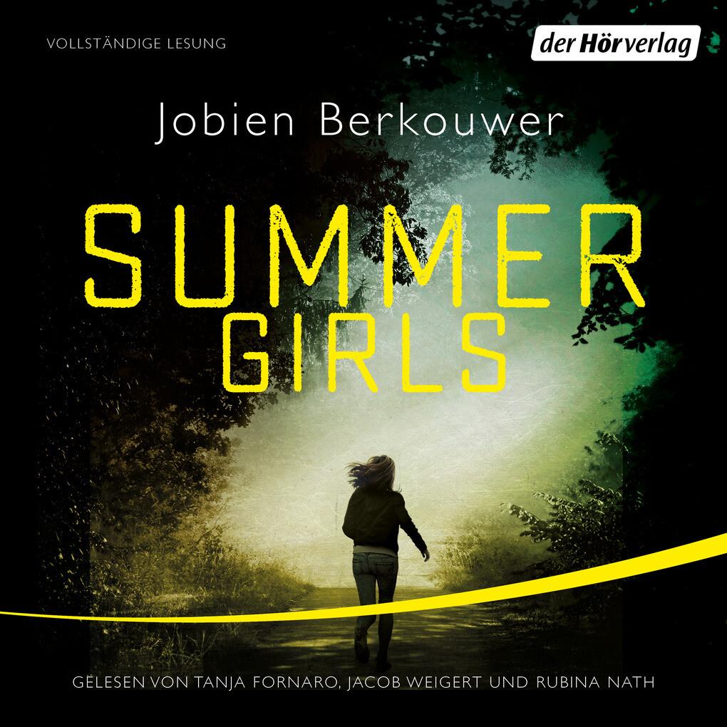 Summer Girls als Hörbuch Download