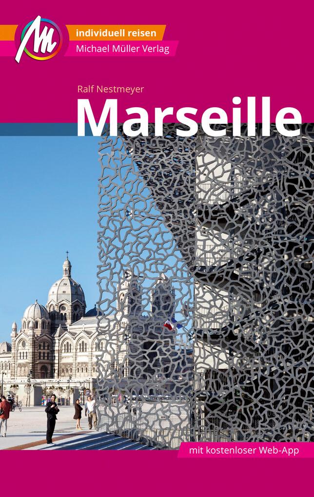 Marseille MM-City Reiseführer Michael Müller Verlag als eBook