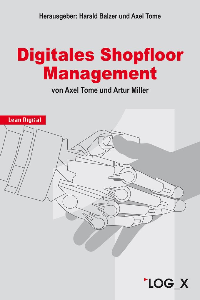 Digitales Shopfloor Management als eBook epub
