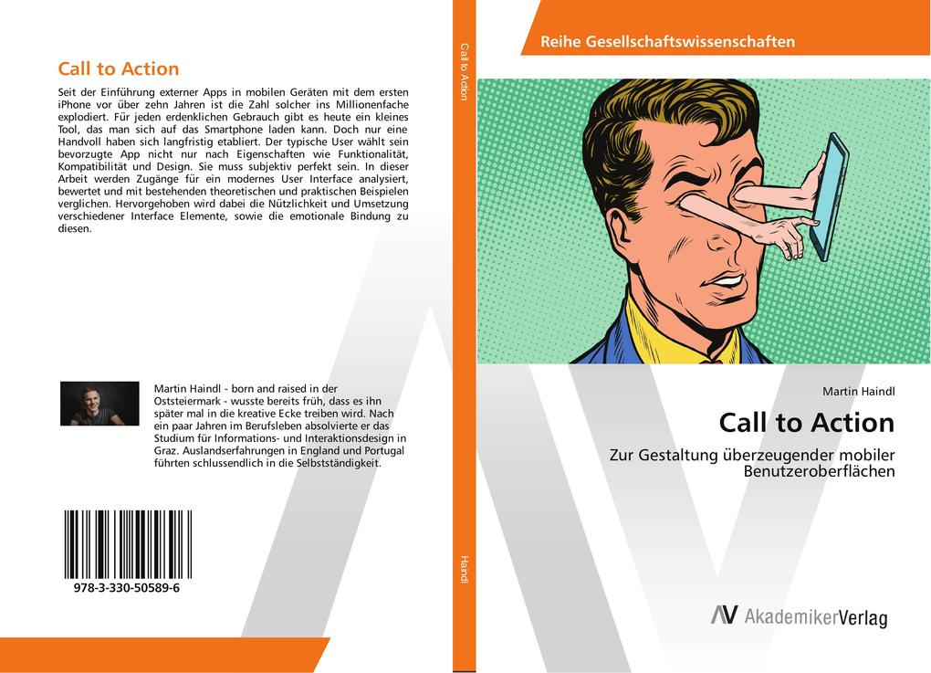 Call to Action als Buch