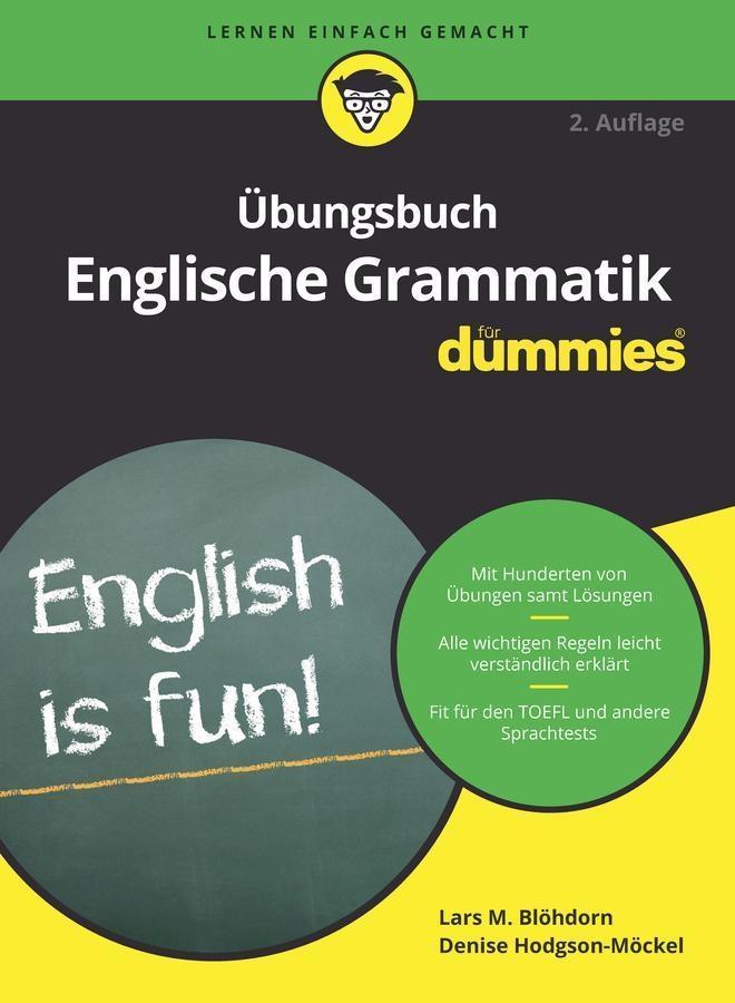 Übungsbuch Englische Grammatik für Dummies als eBook epub