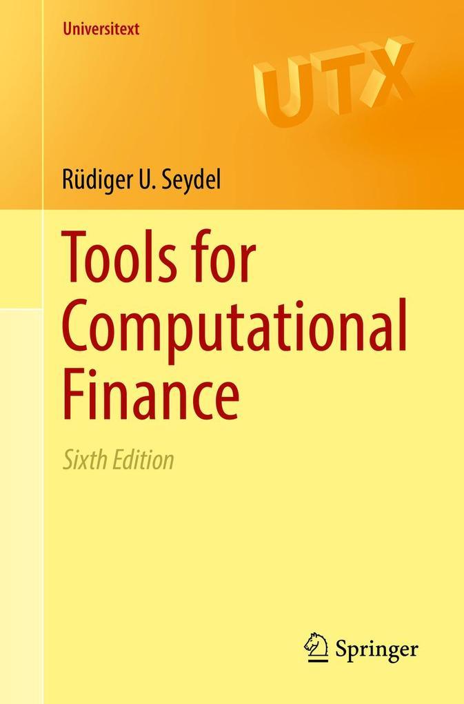 Tools for Computational Finance als eBook