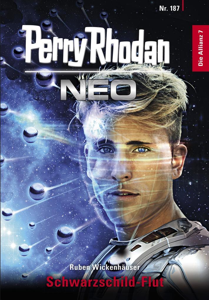 Perry Rhodan Neo 187: Schwarzschild-Flut als eBook epub