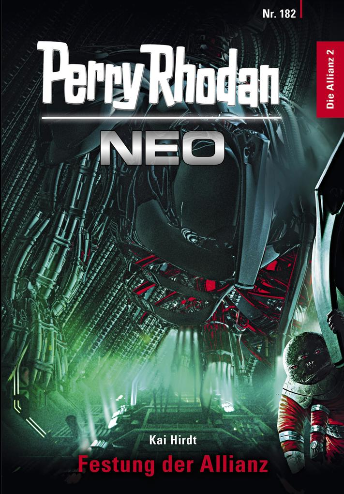 Perry Rhodan Neo 182: Festung der Allianz als eBook