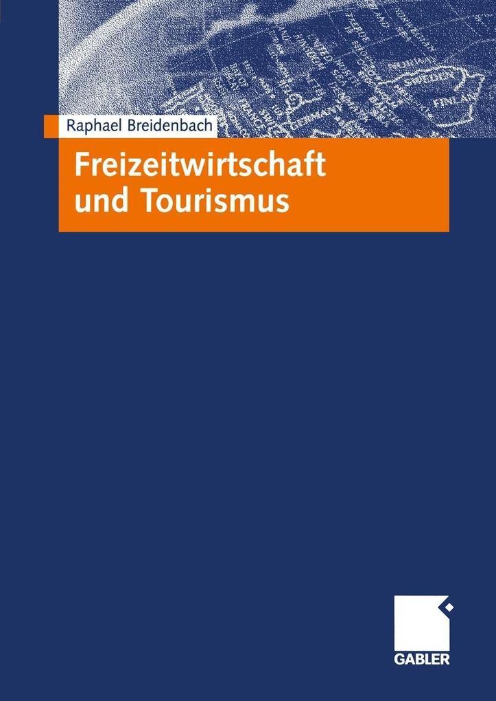 Freizeitwirtschaft und Tourismus als eBook