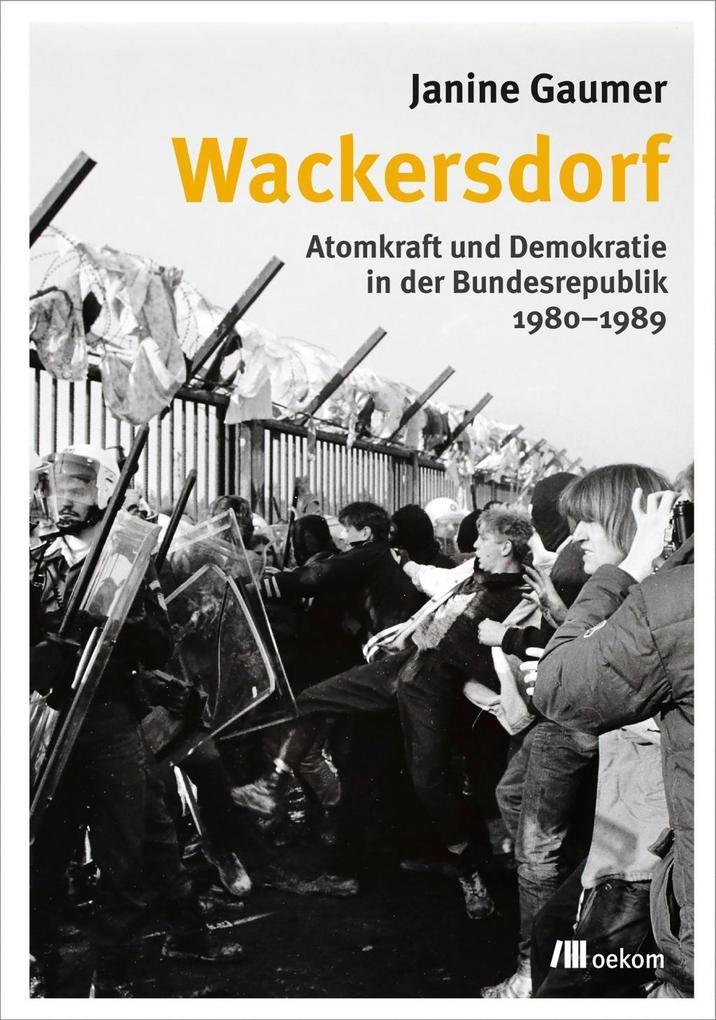 Wackersdorf als eBook pdf