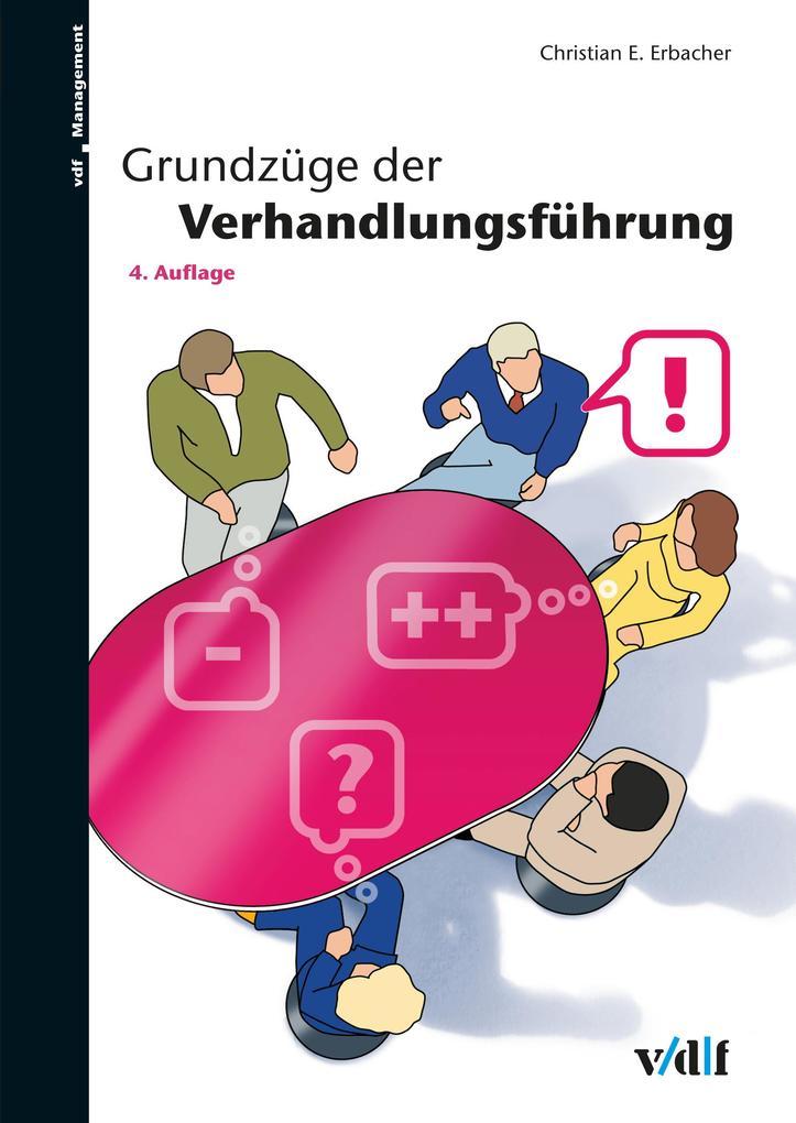 Grundzüge der Verhandlungsführung als eBook