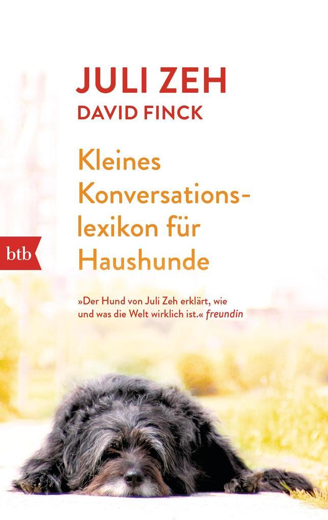 Kleines Konversationslexikon für Haushunde als eBook