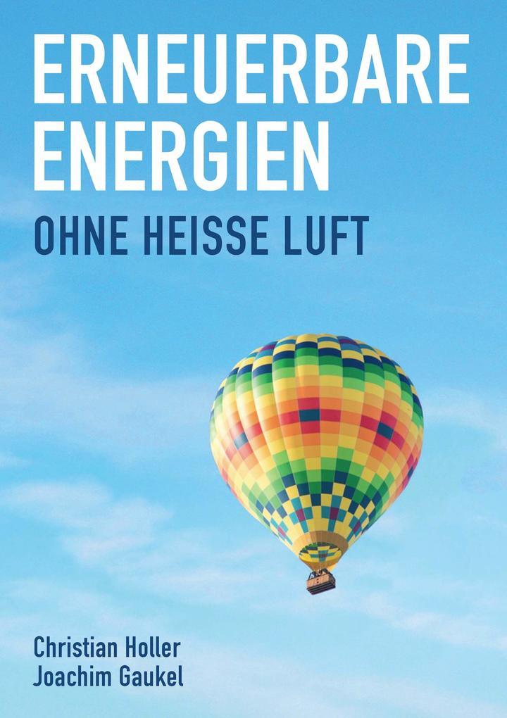 Erneuerbare Energien als Taschenbuch