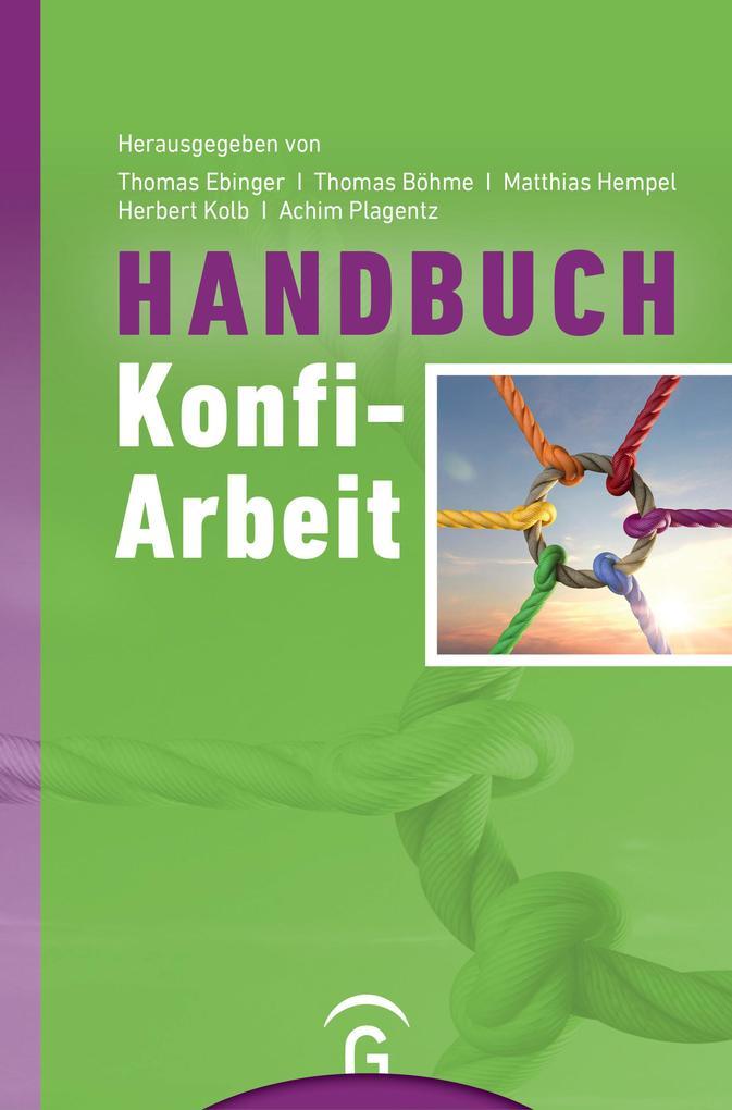 Handbuch Konfi-Arbeit als eBook