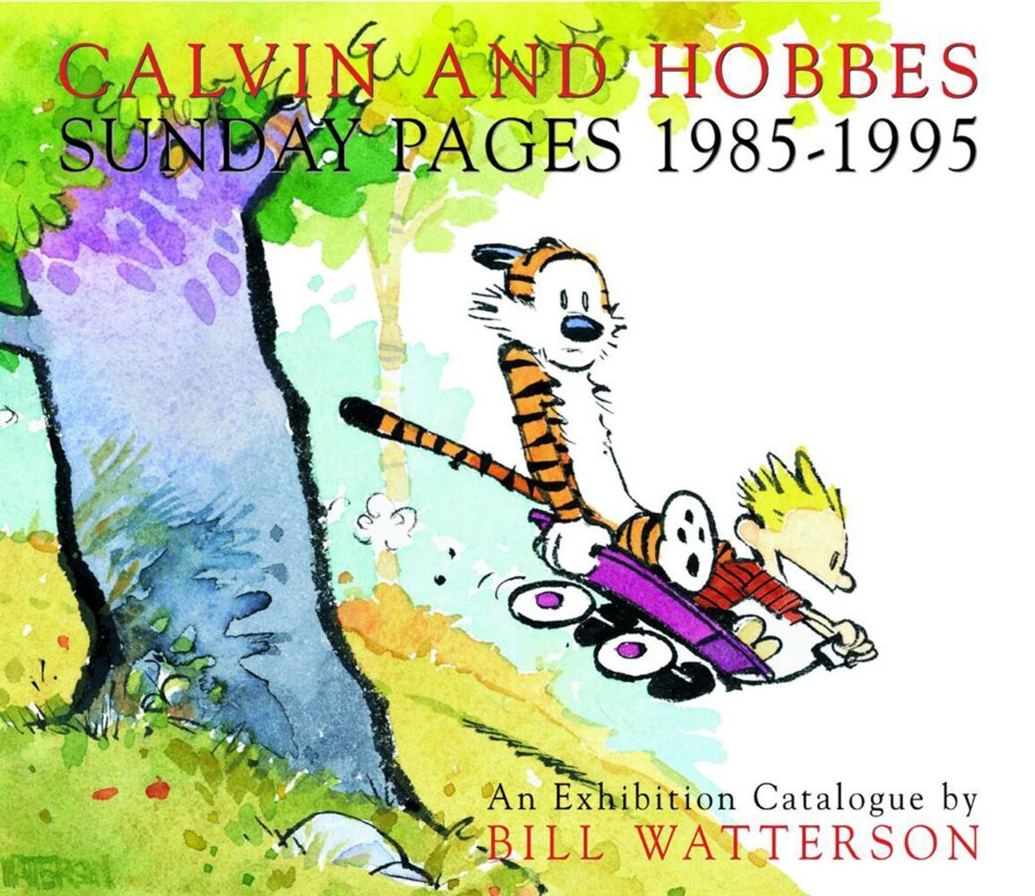 Calvin and Hobbes Sunday Pages als Buch (kartoniert)