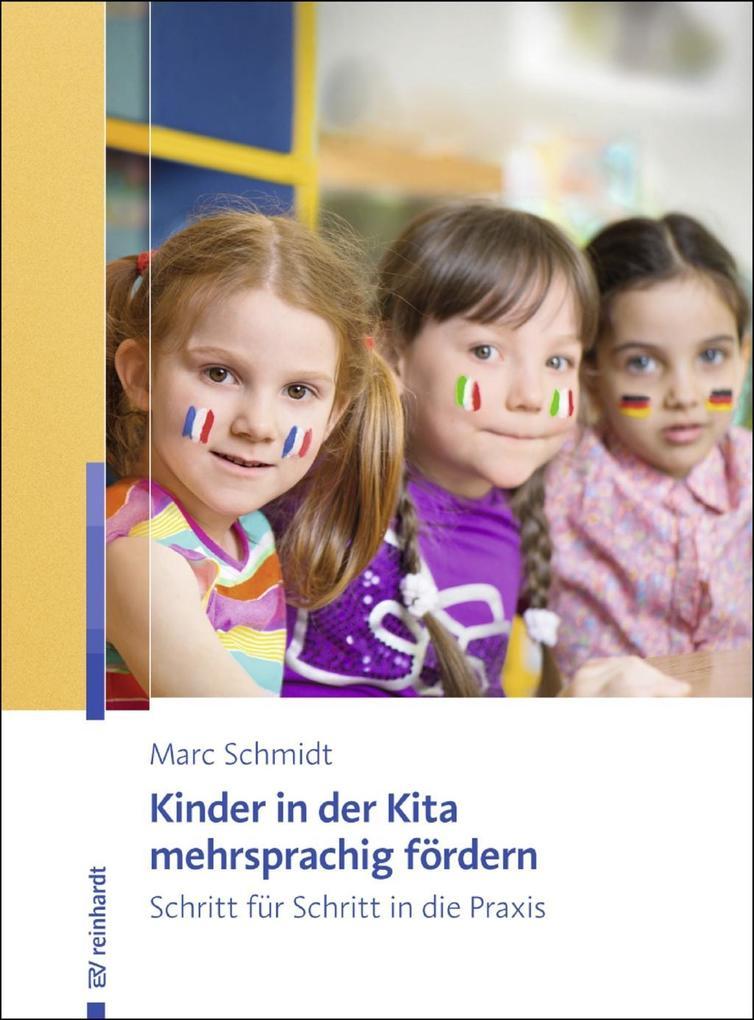 Kinder in der Kita mehrsprachig fördern als eBook