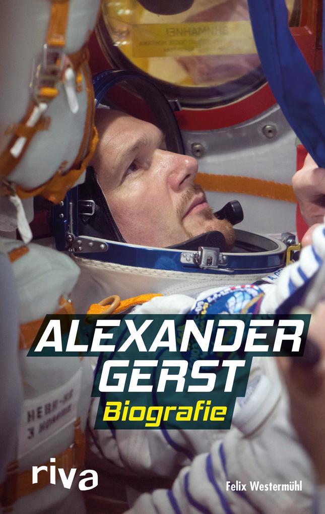 Alexander Gerst als Buch (gebunden)