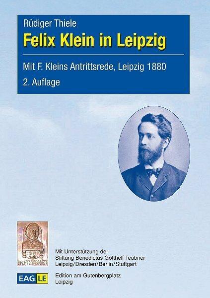 Felix Klein in Leipzig als Buch