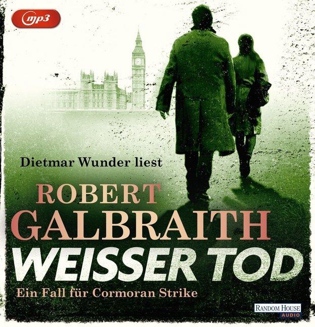 Galbraith, R: Weißer Tod (04) als Hörbuch CD