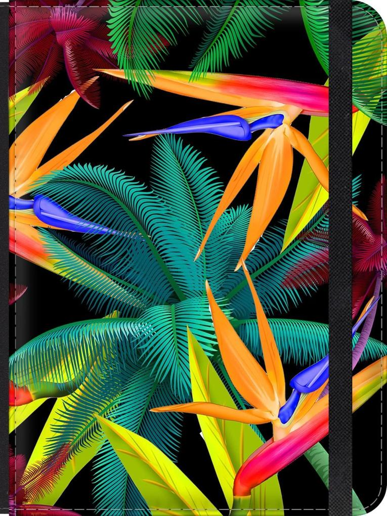 Tasche tolino vision Caseable - Bird of Paradise