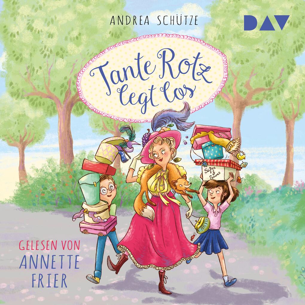 Tante Rotz legt los als Hörbuch Download
