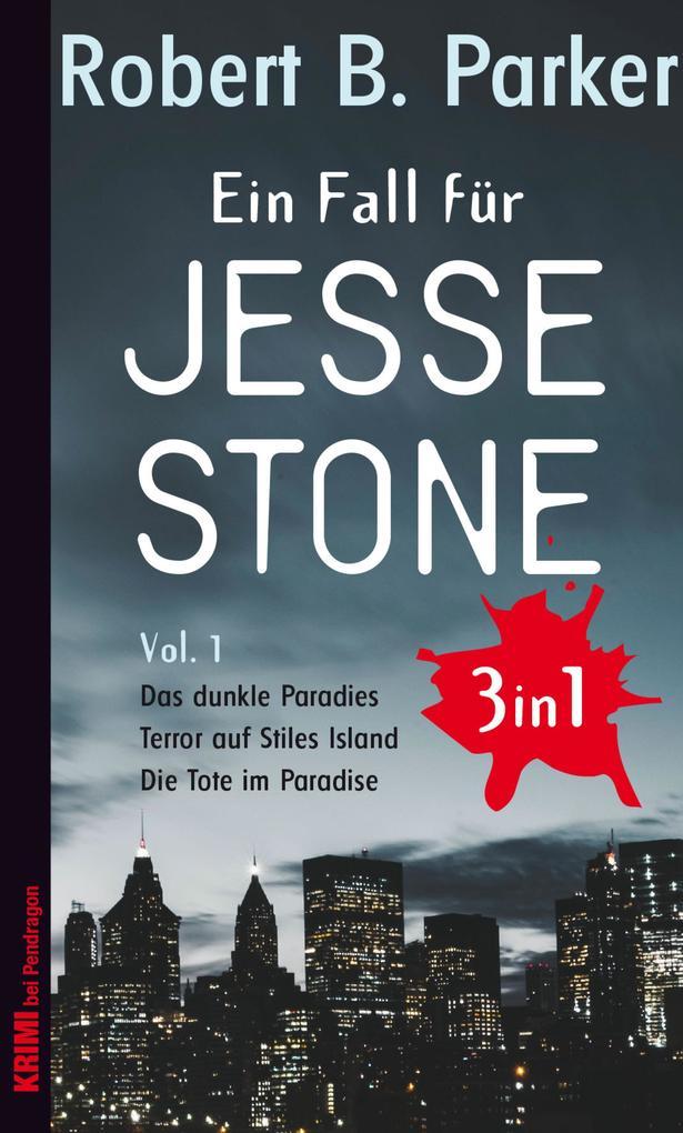 Ein Fall für Jesse Stone BUNDLE (3in1) Vol.1 als eBook