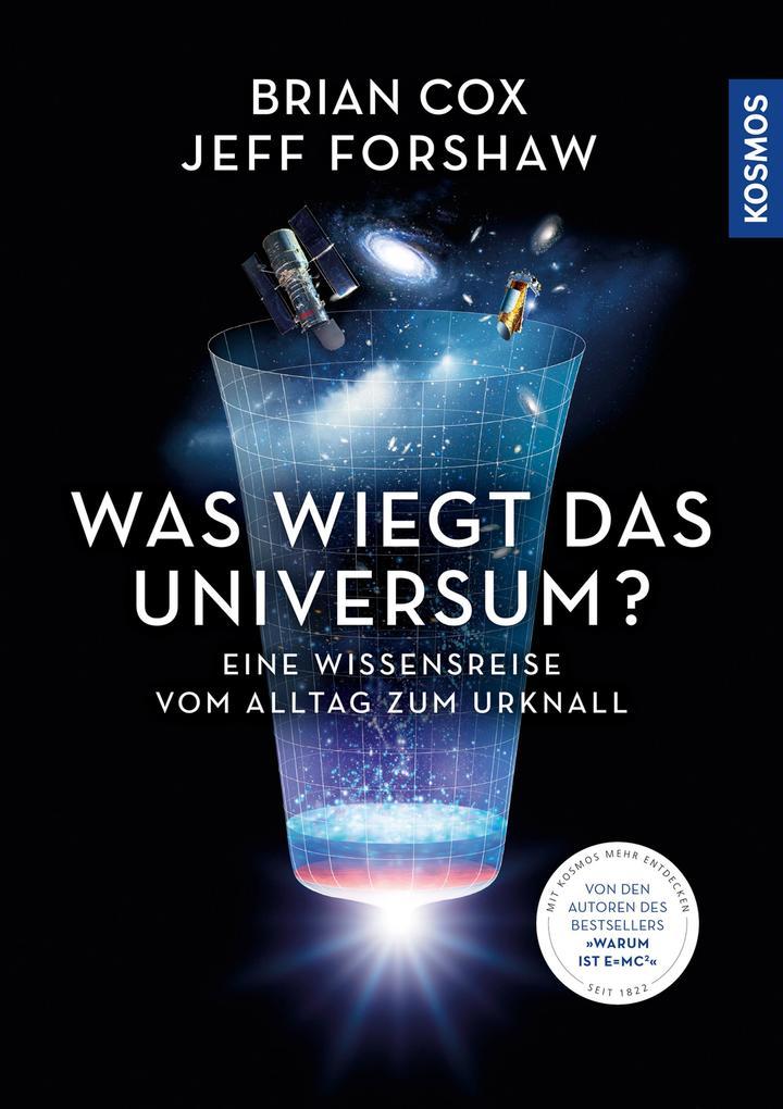 Was wiegt das Universum? als eBook epub