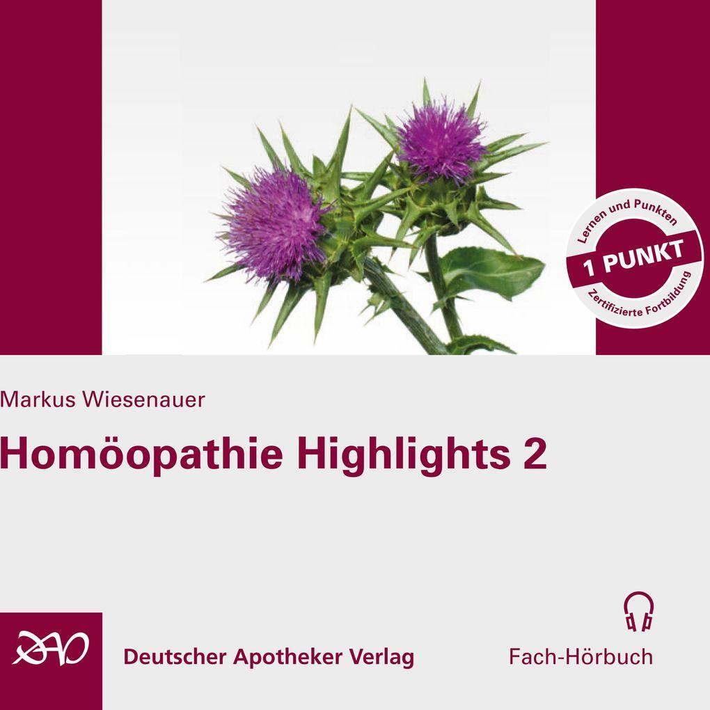Homöopathie Highlights 2