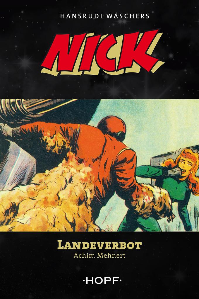 Nick 9: Landeverbot als eBook