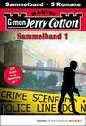 Jerry Cotton Sammelband 1 - Krimi-Serie