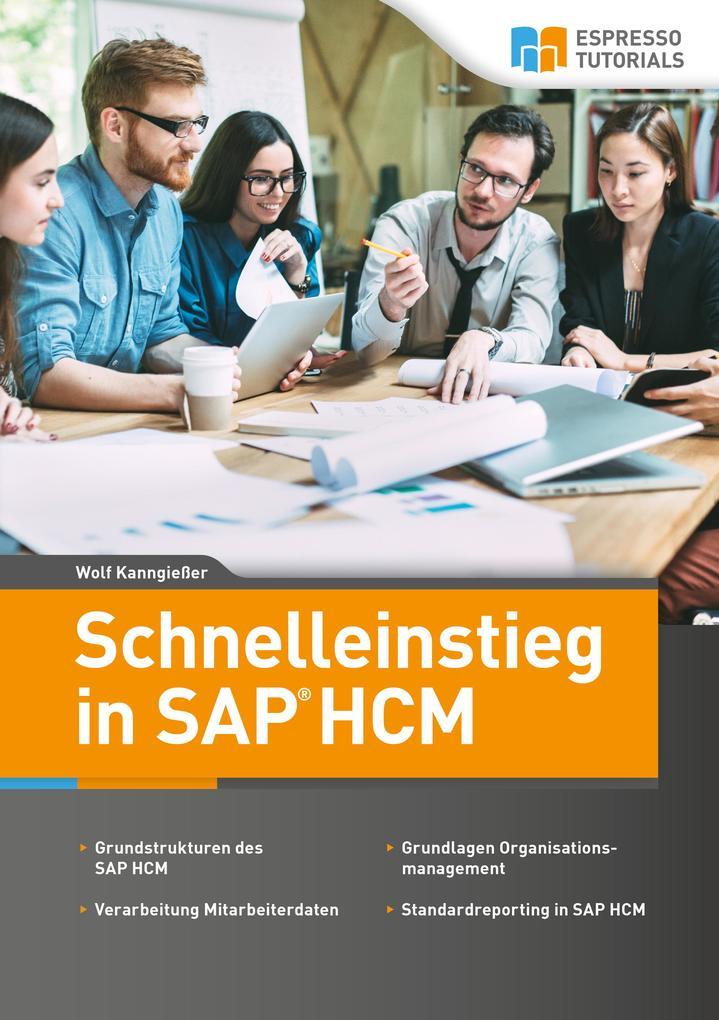 Schnelleinstieg in SAP HCM als Buch (kartoniert)