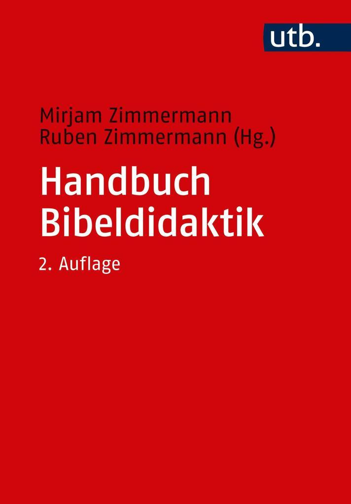 Handbuch Bibeldidaktik als eBook