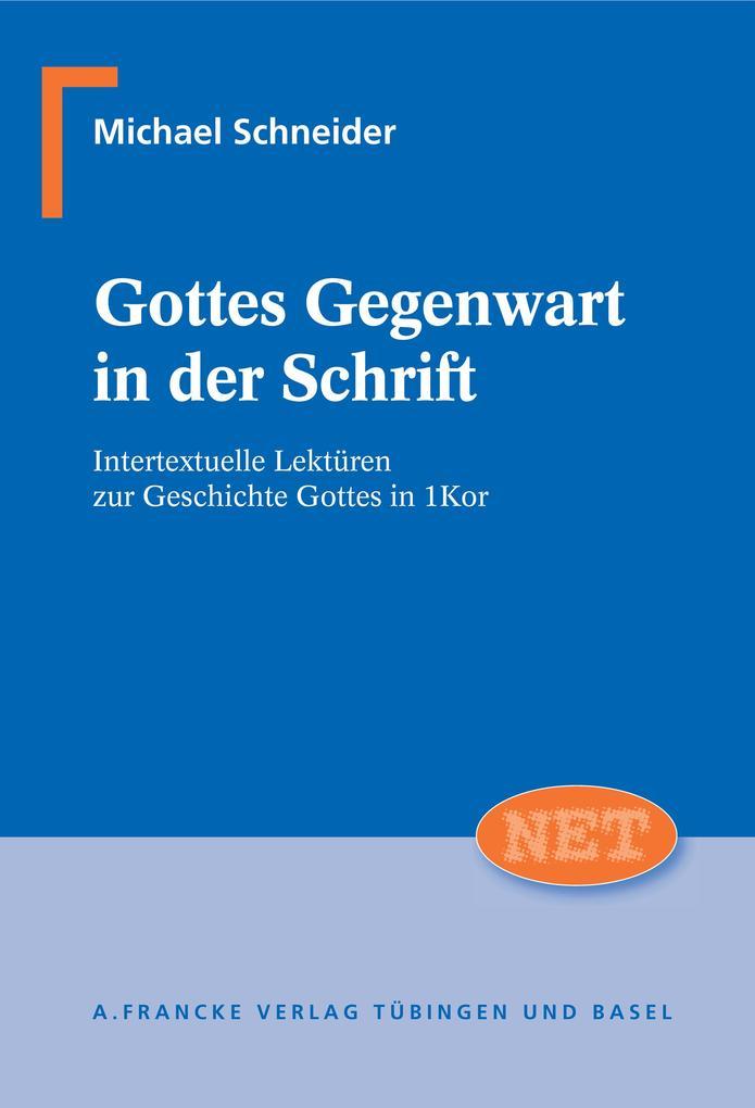 Gottes Gegenwart in der Schrift als eBook pdf