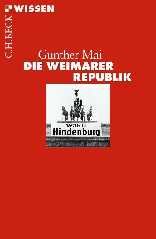 Die Weimarer Republik als eBook