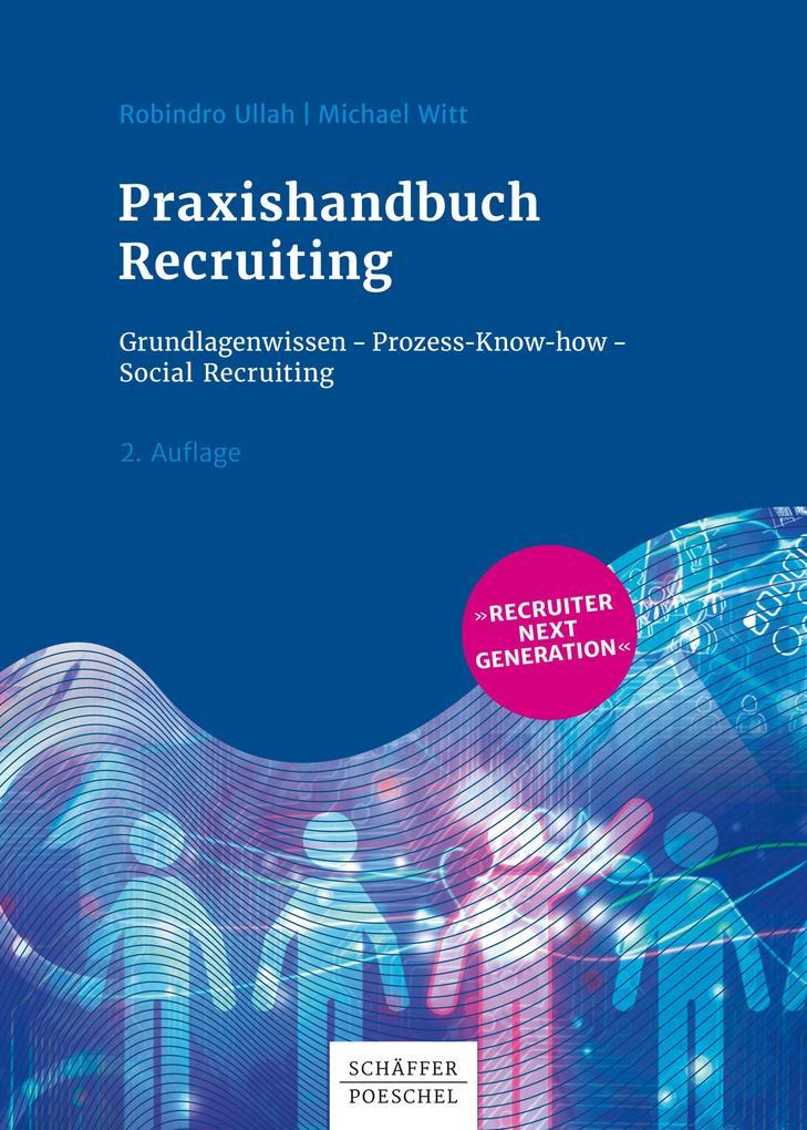 Praxishandbuch Recruiting als eBook