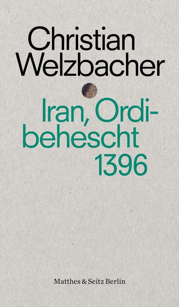 Iran, Ordibehescht 1396 als eBook