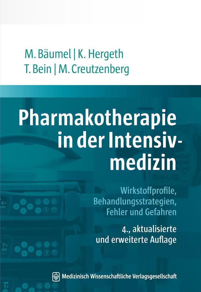 Pharmakotherapie in der Intensivmedizin