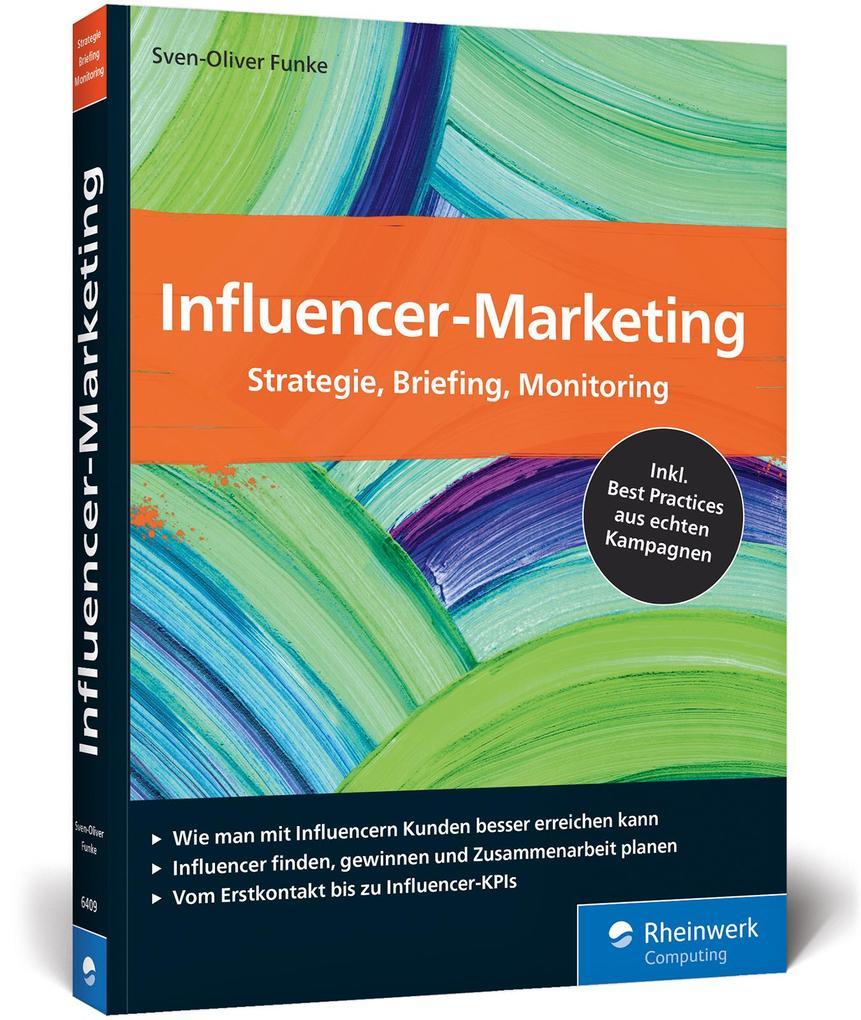 Influencer-Marketing als Buch