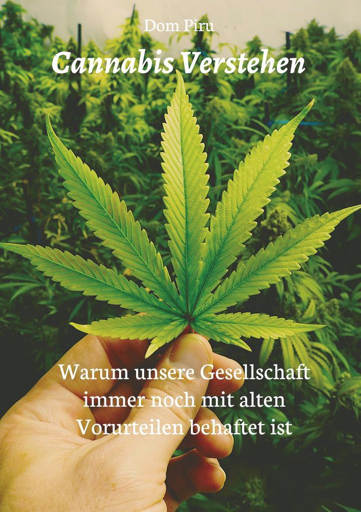 Cannabis Verstehen als Buch