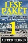 Lese-Paket 1 für den Strand: Romane und Erzählungen zur Unterhaltung: 1000 Seiten Liebe, Schicksal, Humor, Spannung
