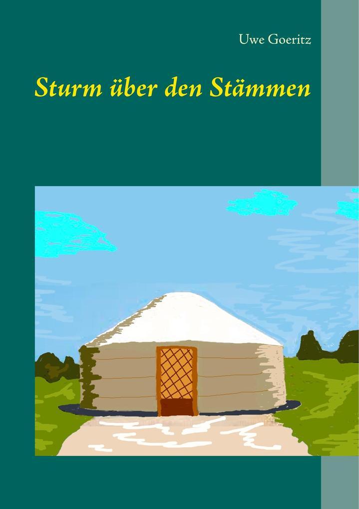 Sturm über den Stämmen als eBook