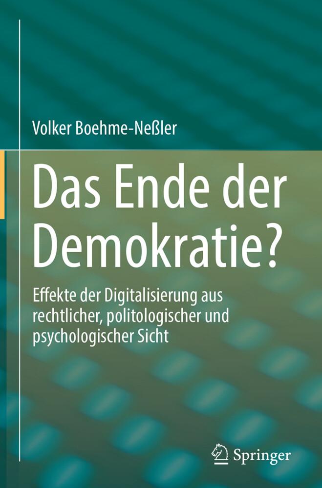 Das Ende der Demokratie? als Buch
