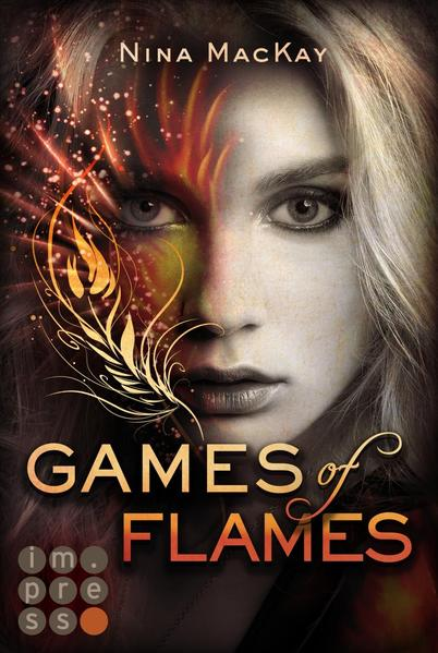 Games of Flames (Phönixschwestern 1) als Buch