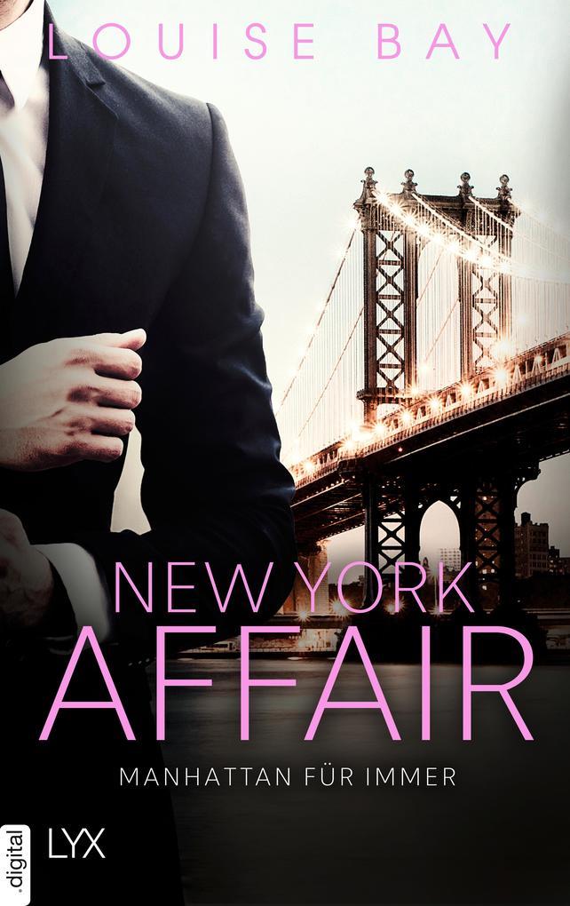 New York Affair - Manhattan für immer als eBook