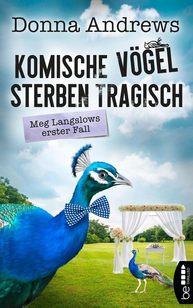 Komische Vögel sterben tragisch als eBook