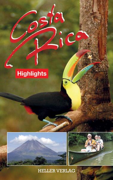 Costa Rica Highlights als Taschenbuch