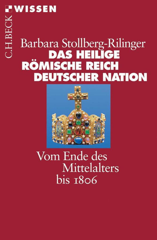 Das Heilige Römische Reich Deutscher Nation als eBook