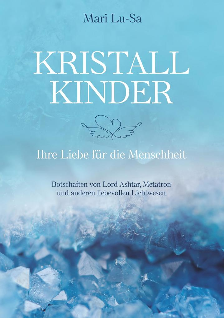 Kristallkinder als Buch