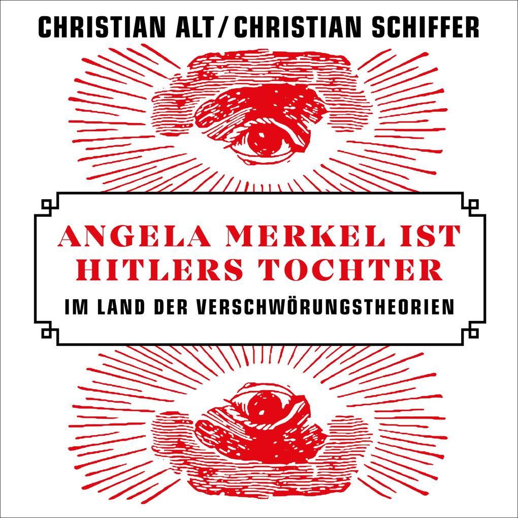 Angela Merkel ist Hitlers Tochter als Hörbuch Download