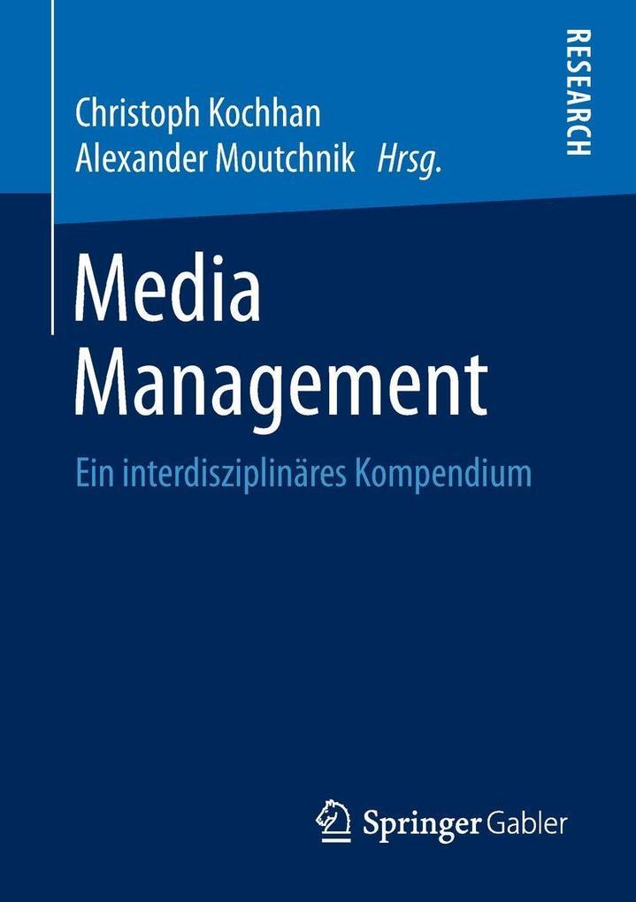 Media Management als eBook