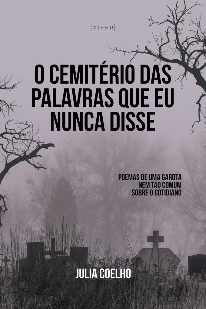 O cemitério das palavras que eu nunca disse
