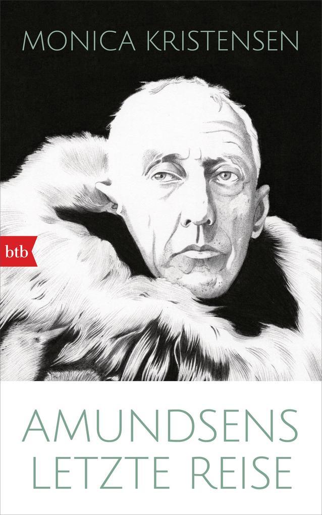 Amundsens letzte Reise als Buch