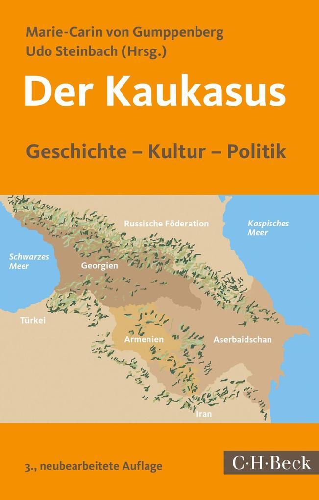 Der Kaukasus als eBook epub