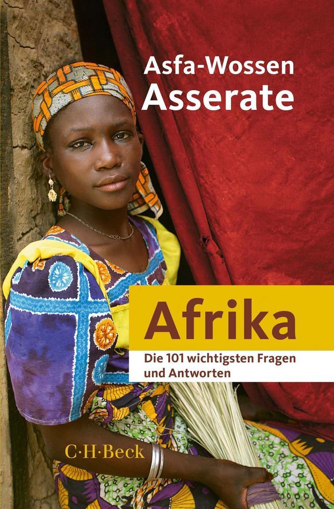 Die 101 wichtigsten Fragen und Antworten - Afrika als eBook epub
